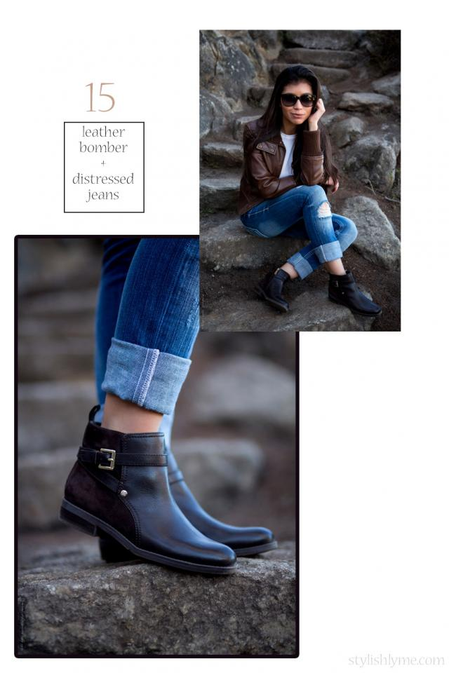 Unique How To Wear Ankle Boots 5 New Ideas | StyleCaster