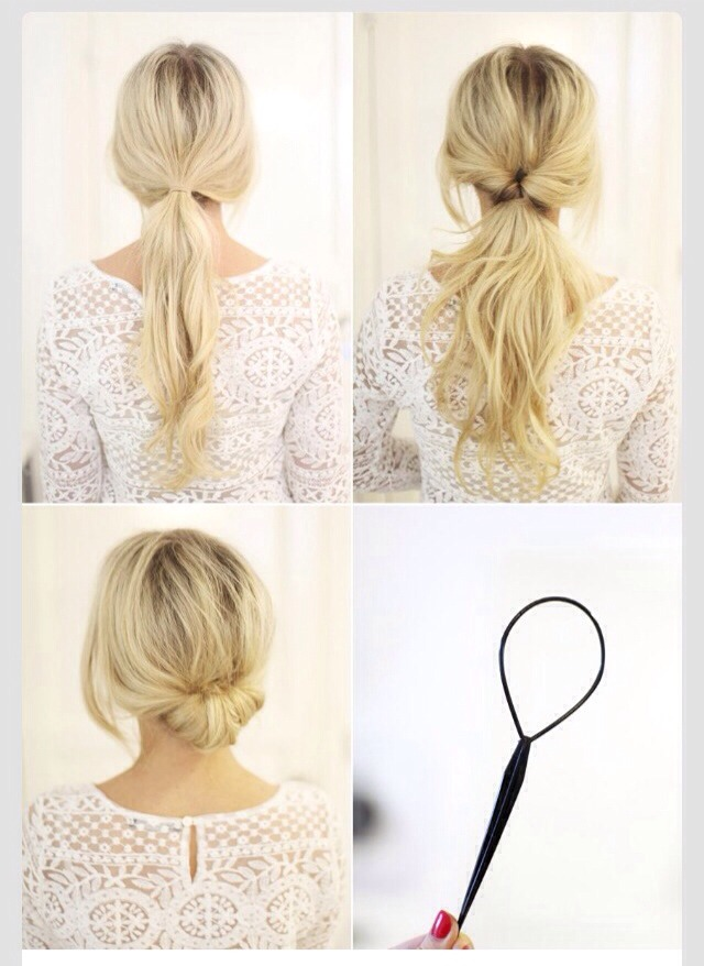 diy hair styles use this tool to make these hairstyles and more you can 1866