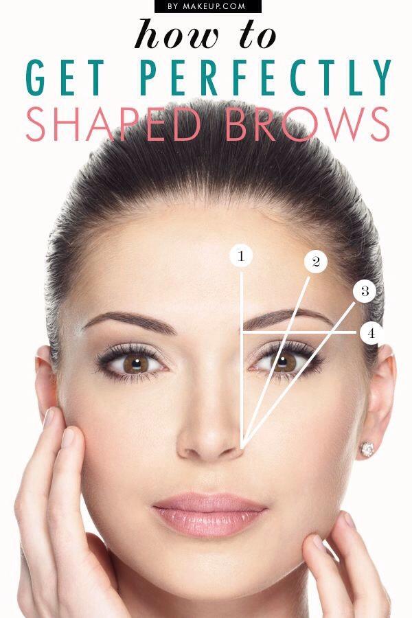Get The Perfect Eyebrows | Trusper