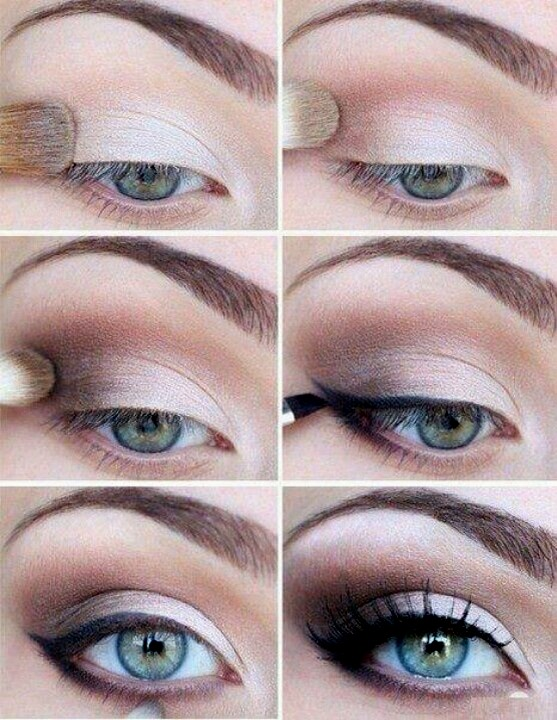 How to Get the Perfect Smokey Eye Step by Step