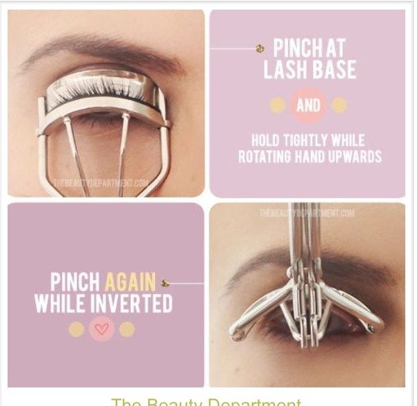 How To Properly Curl Your Eyelashes | Trusper