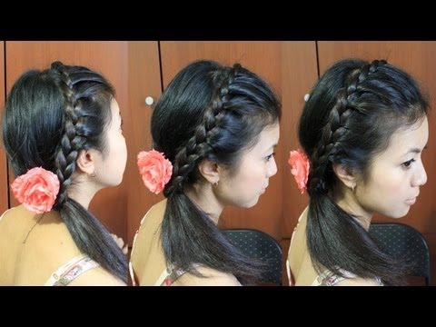 easy hair styles for school don t what to do with your hair trusper 2360