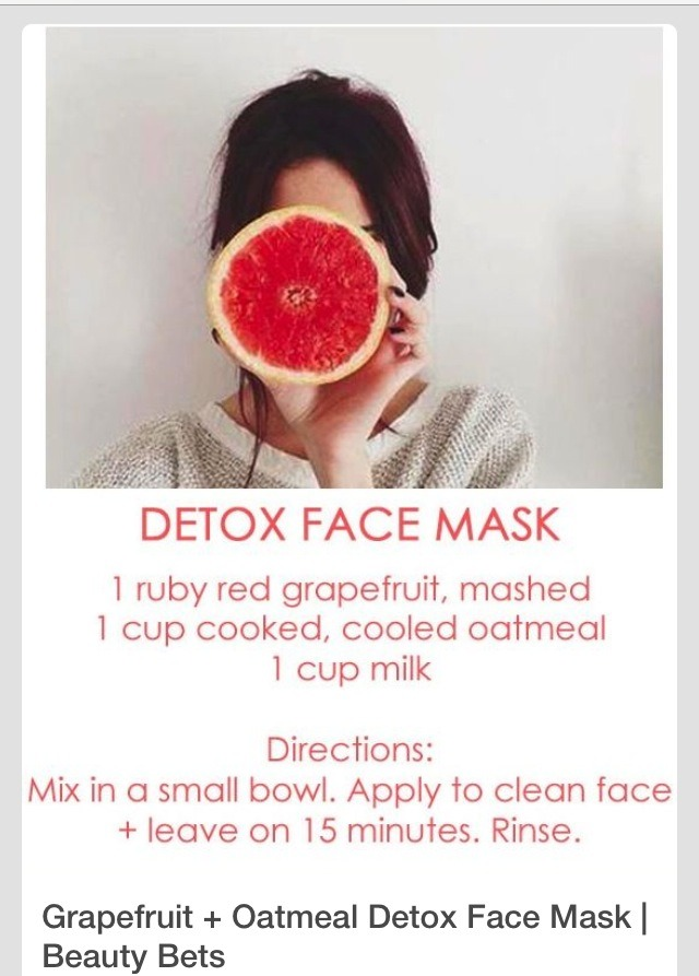 8 Detoxifying Face Mask Recipes to Clear Skin off Toxins  -   Are you looking for ways to clear skin off toxins naturally? Here are a few easy organic recipes to create a detoxifying face mask