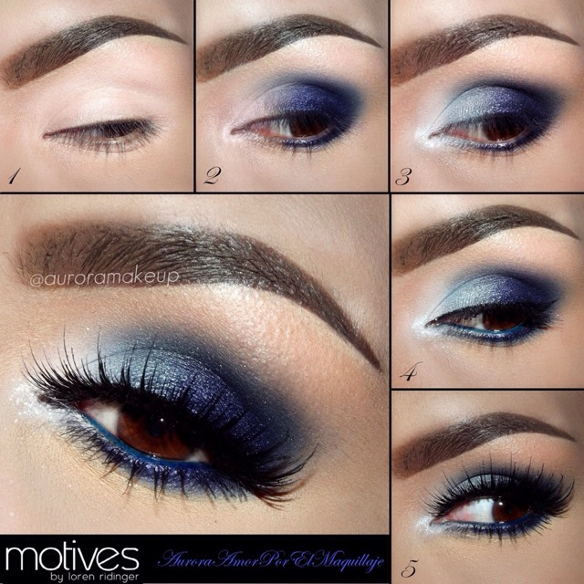 Cute Makeup For Brown Eyes | Cosmetics Pictranslator