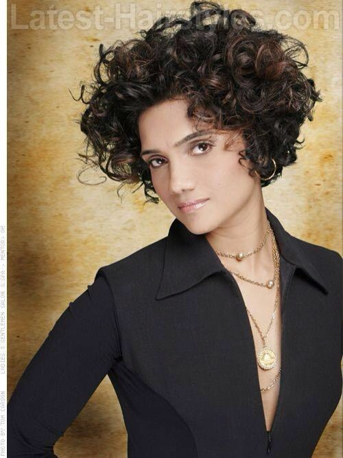 2014 new hair styles 14 fuss free curly hairstyles the winter 2014 edition 7447