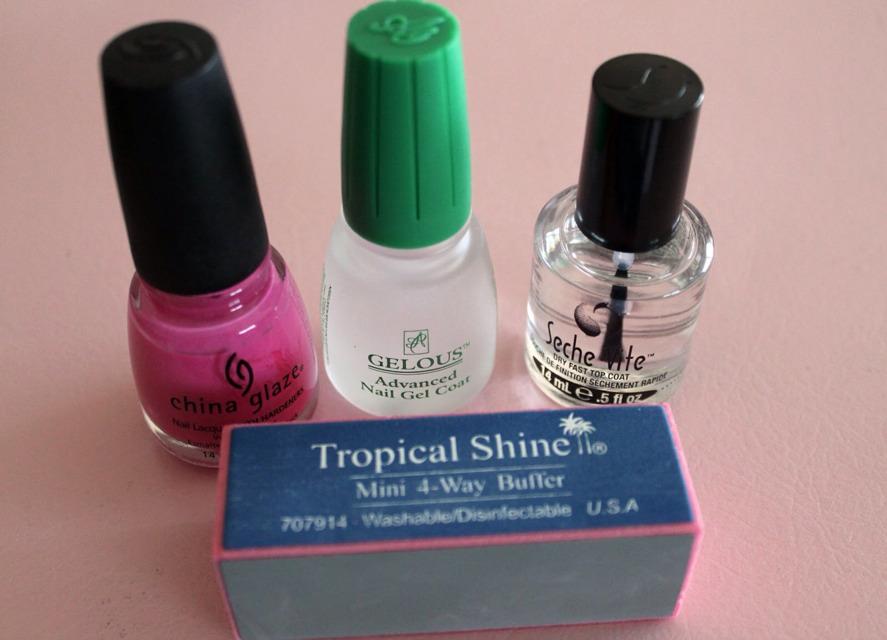 gel nail no uv light needed nail ftempo
