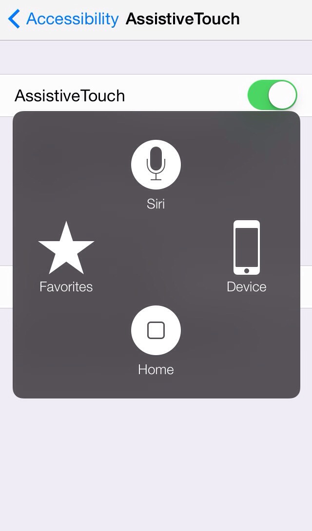 iphone accessibility touch to get assistive touch on your iphone settings general 1303