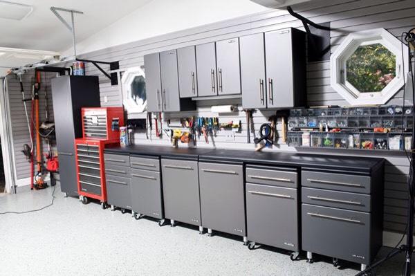 https www.hometourseries.com garage-storage-ideas-makeover-302 - Brilliant Storage Design
