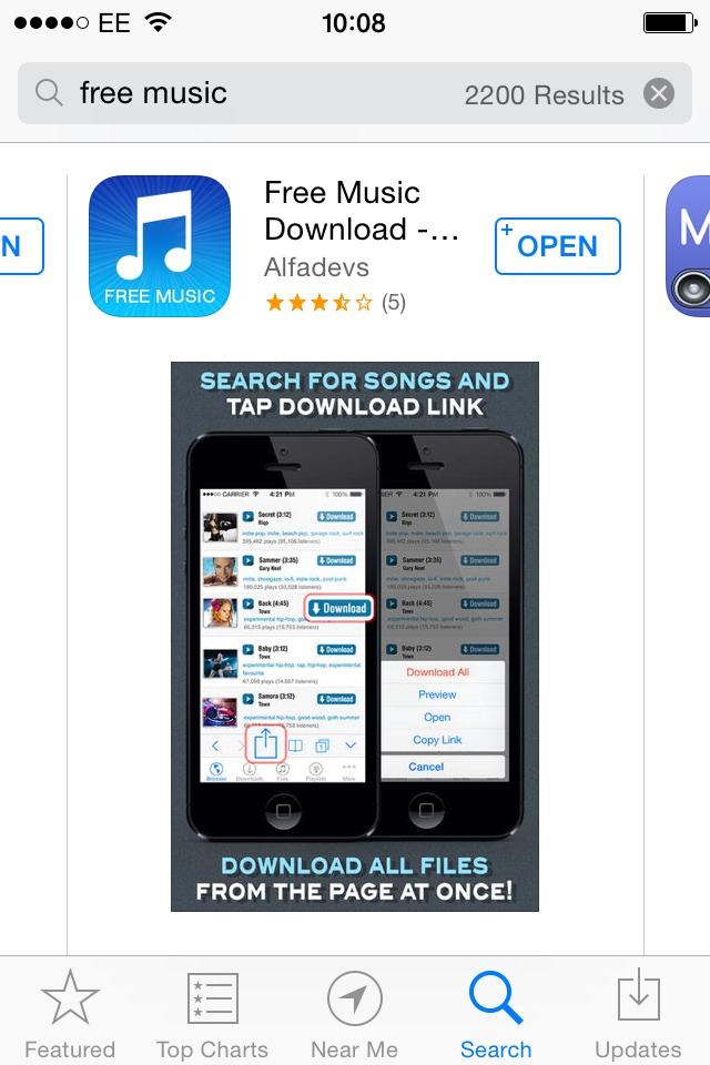 good music apps for iphone do you an iphone looking for free well here 16998