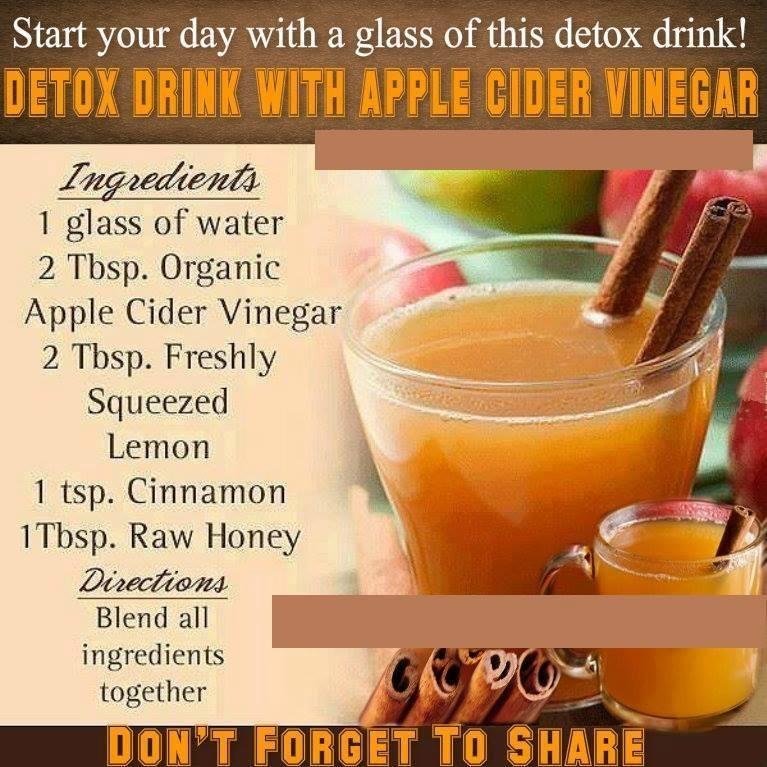 Detox Drink Also Helps To Lose Weight | Trusper